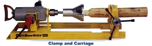 Clamp and Carriage System